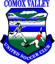 Comox Valley United Soccer Club Logo